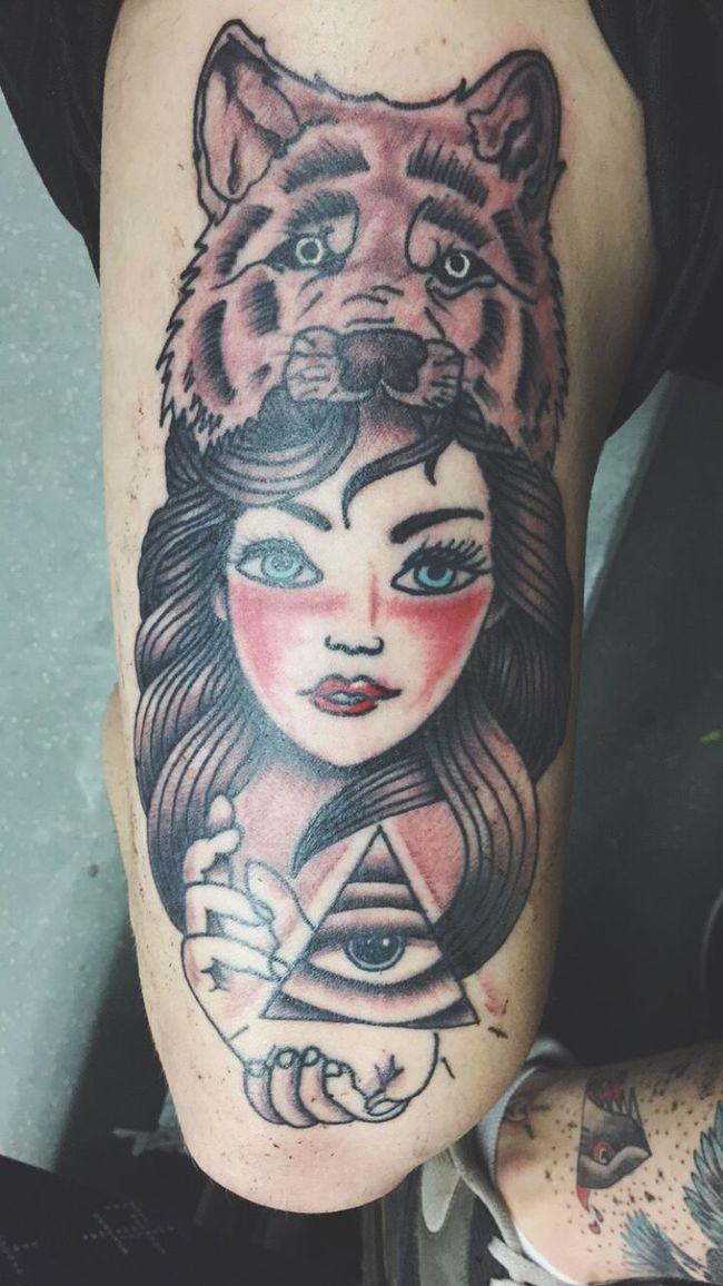 Tattoo That's Me Thigh Tattoo Tattooed New Tattoo Tat Leg Leg Tattoo