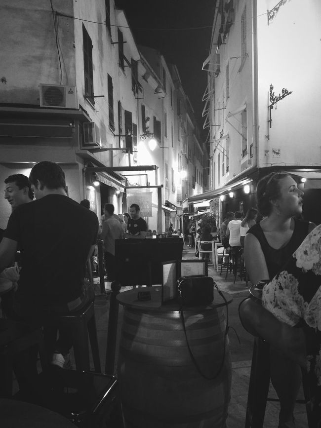 EyeEm Porto Corse Summer Vacations Tourism Travel Traveling Travel Photography Travel Destinations Walking Around Relaxing Enjoying The View Taking Photos Taking Pictures Eye4photography  Picoftheday Photooftheday Photography Night Nightlife Blackandwhite Photography Blackandwhite