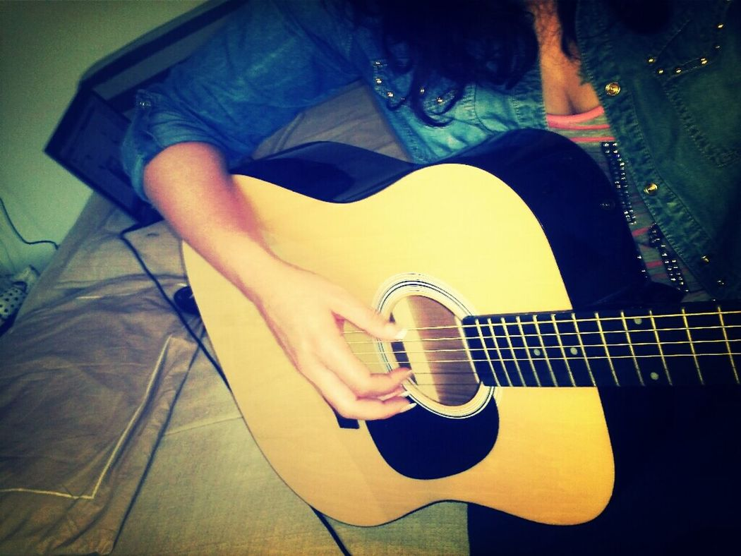 Guitar Love Music Acoustic Guitar I Love Music