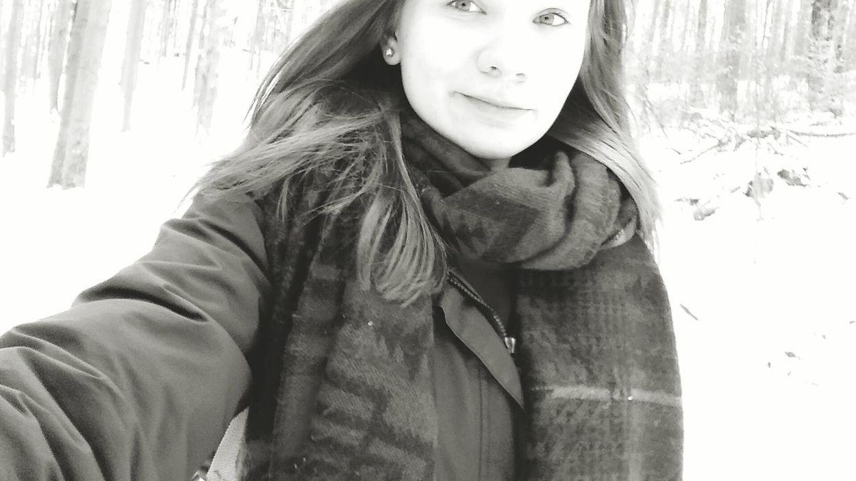 Karkonosze Zima Red Hair Snow Enjoying Life Hello World Adventure Bestwinterever First Eyeem Photo