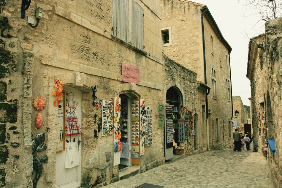 Once in Provence Provençale Provence Outdoors Architecture Building Exterior Built Structure Day City France Photos Shades Of Yellow Miles Away