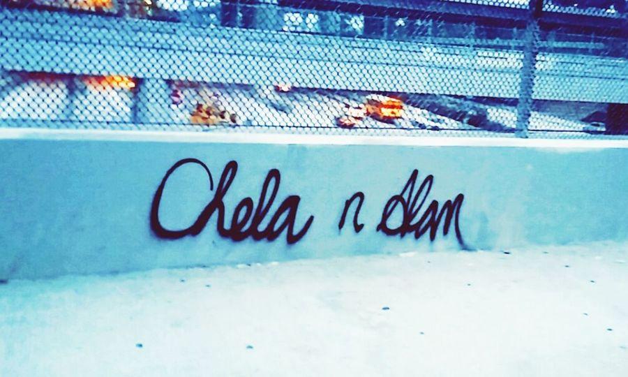Graffiti Losangeles Chela And Slam 110fwy