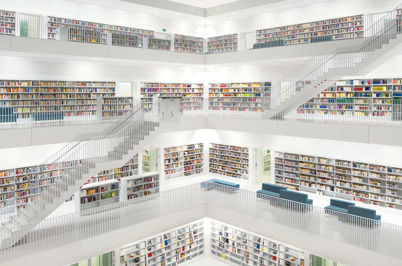 Beautiful stock photos of bücher, shelf, bookshelf, data, business