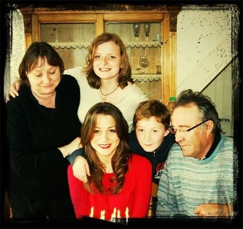 Smile Enjoying Life Family Happy Birthday!