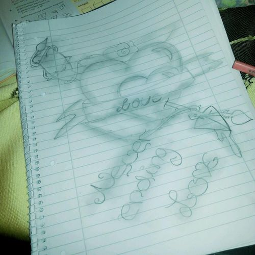My Drawing *-* ♡