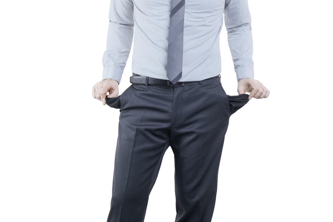 no money Broken Business Man Empty Empty Pockets Empty Trouser Pocket Finance Finance Authority Money Back No Money No Money Back No Money In Pocket Pleite Tax Office