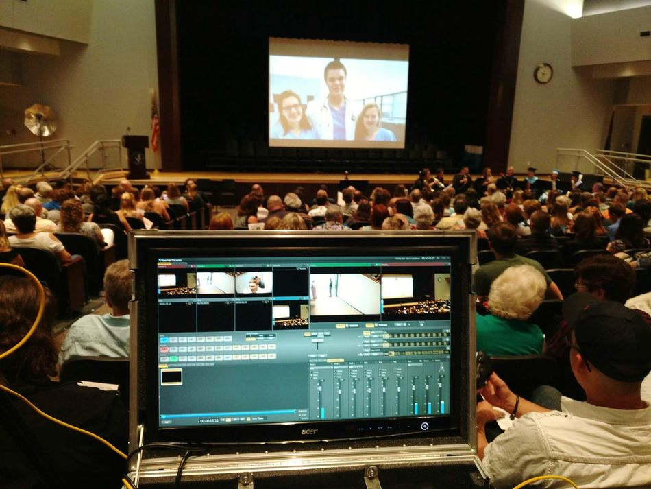 Occupation People Large Group Of People Crowd Audience Graduation Video Production