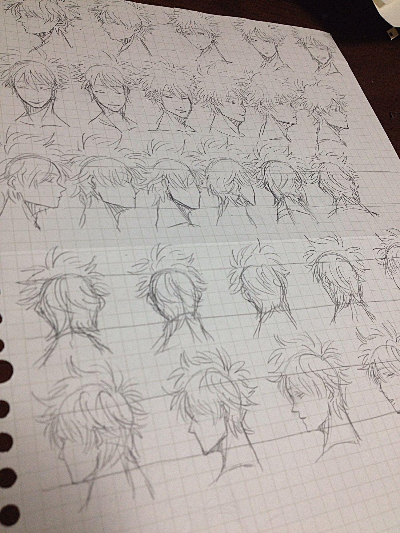イラスト Gintama