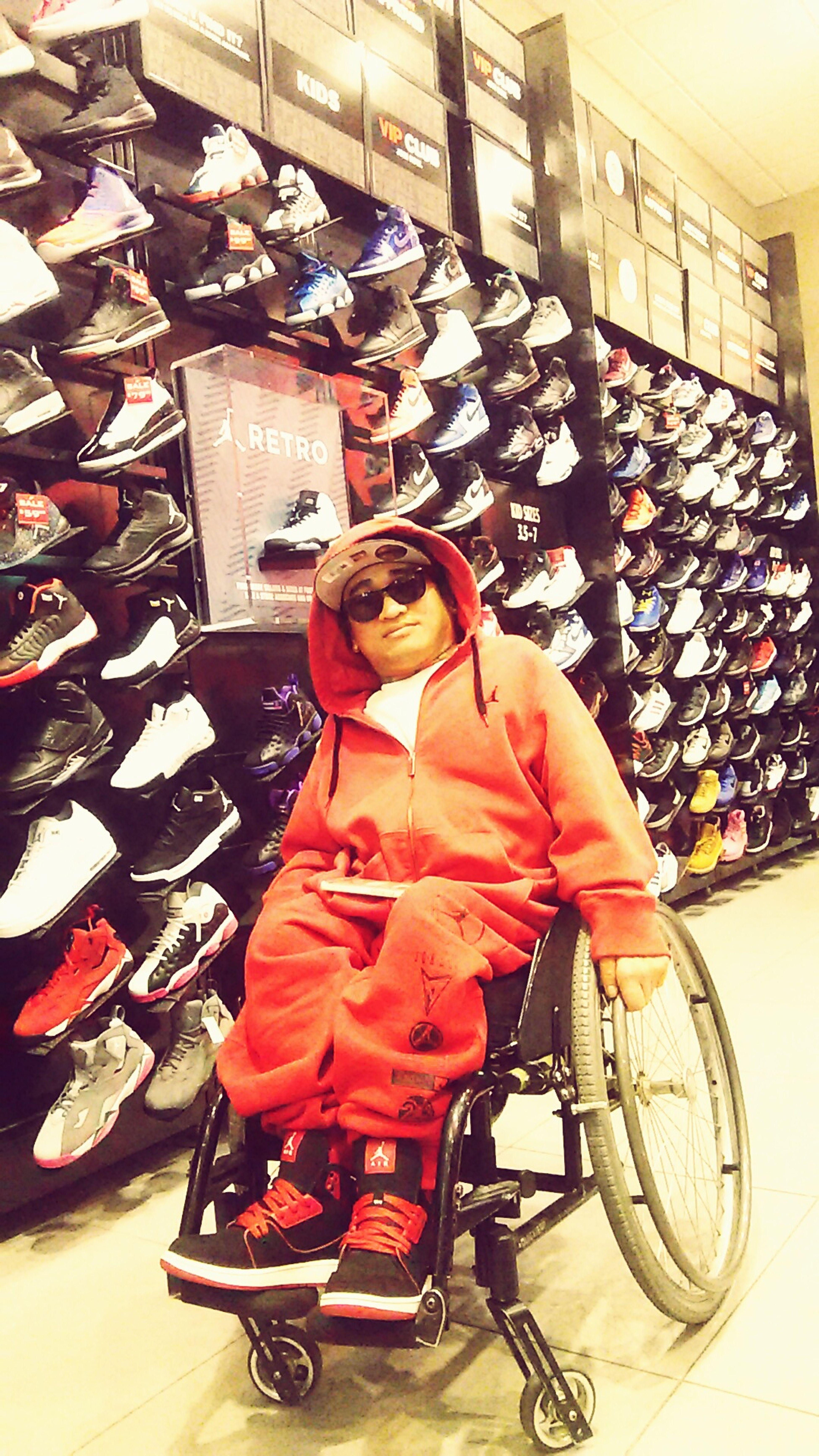 Homie YB Stay Fresh Swag Sneaker Game Bet Stunt Like This Fasho