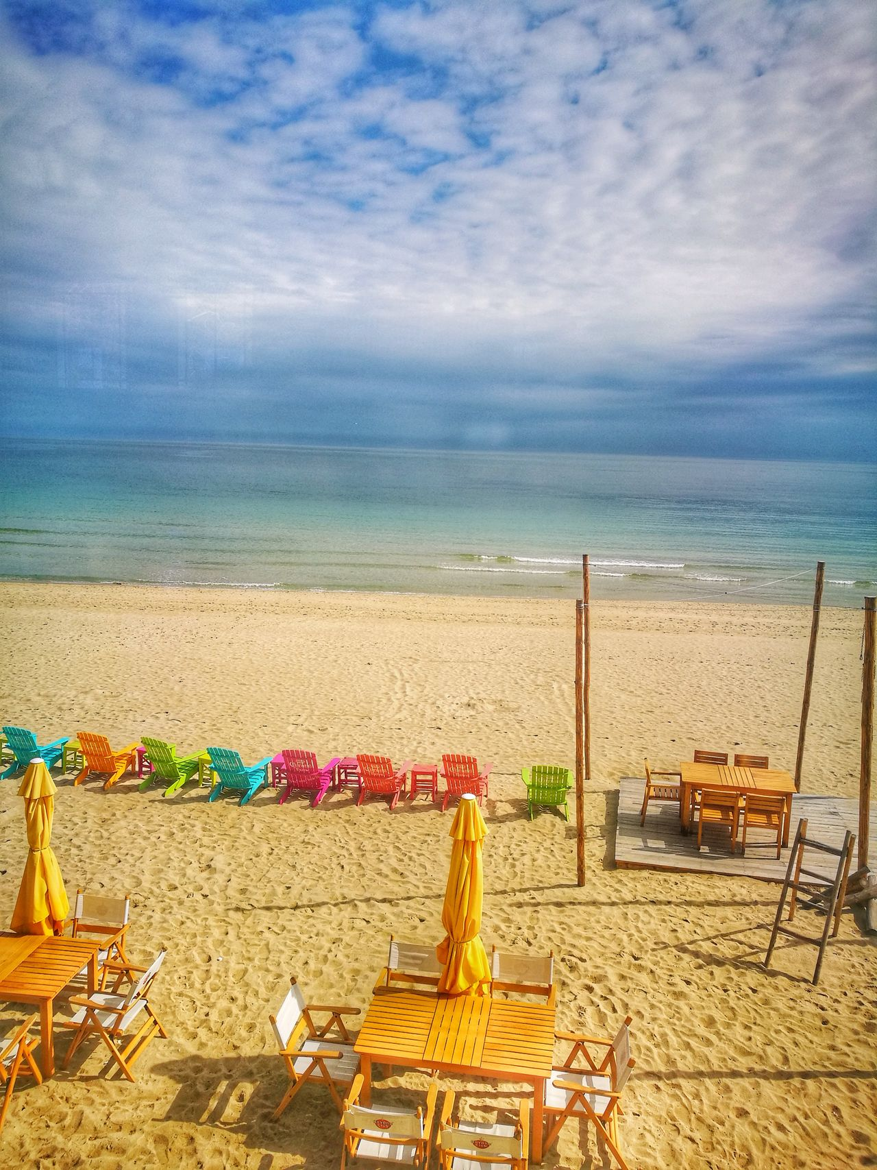 Sea Beach Sand Horizon Over Water Water Sky Vacations Outdoors Scenics Cloud - Sky No People Day Tranquil Scene Beauty In Nature Nature
