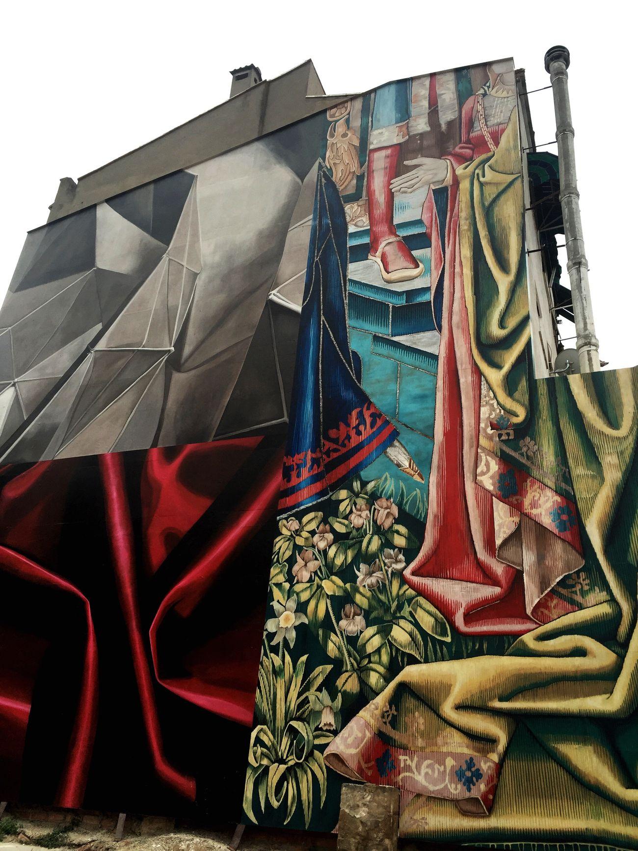 Amazing streetart Lleida Streetphotography Street Art Graffiti