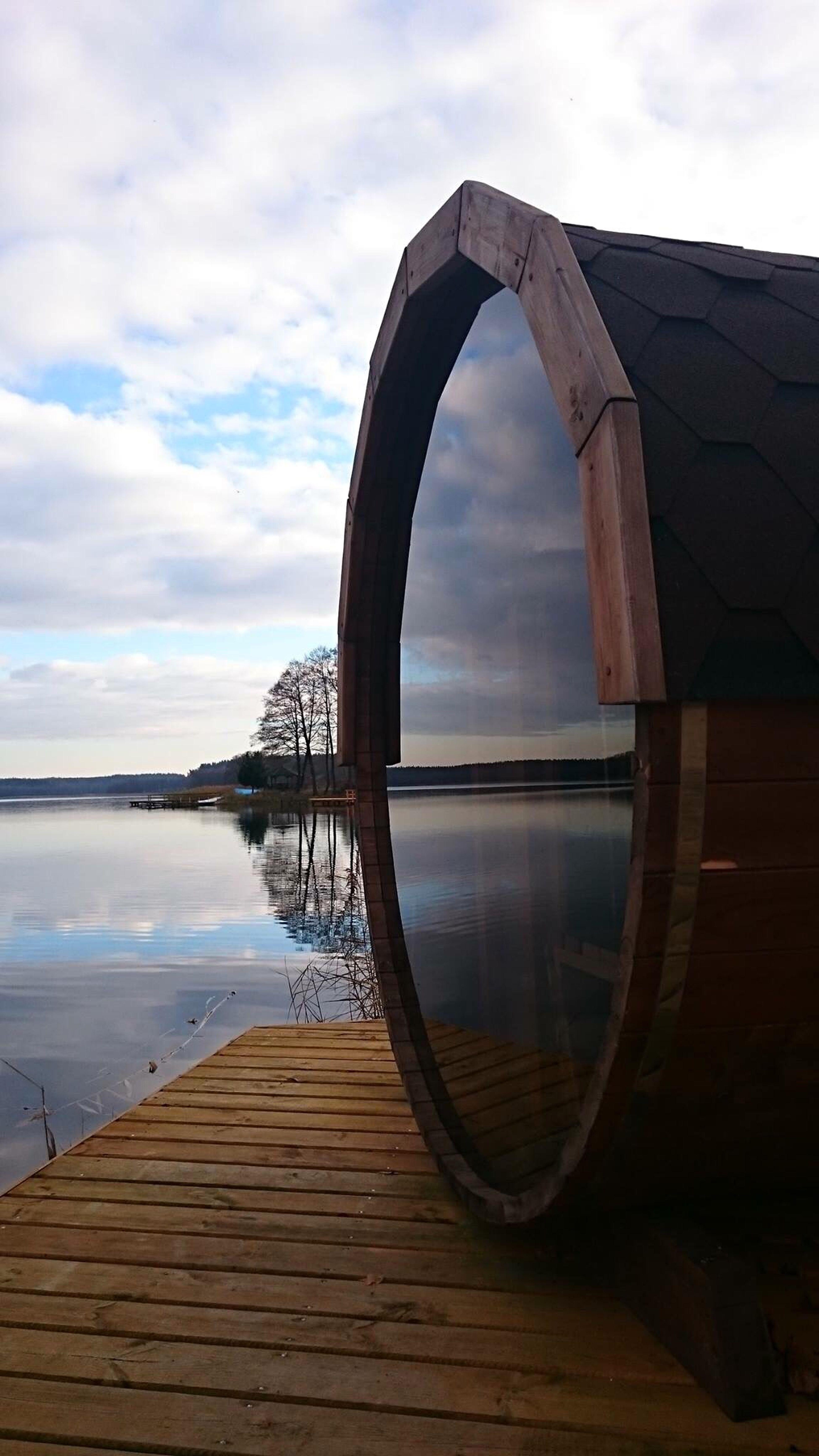 View of silence... Lake Reflection