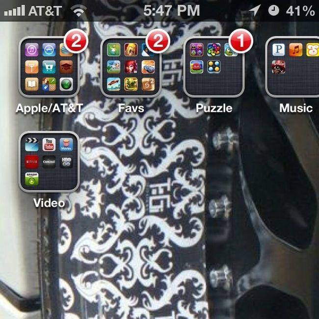 41% battery ... my fav number #221