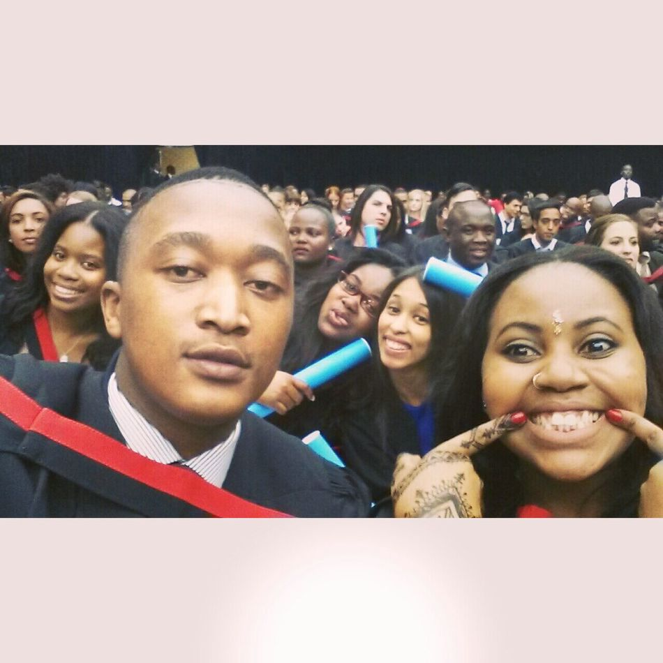 2015 Graduation.. whoop whoop.. that's how we roll.. love my City Capetown Cape Town Graduation Enjoying Life Design Sweet♡ Cput