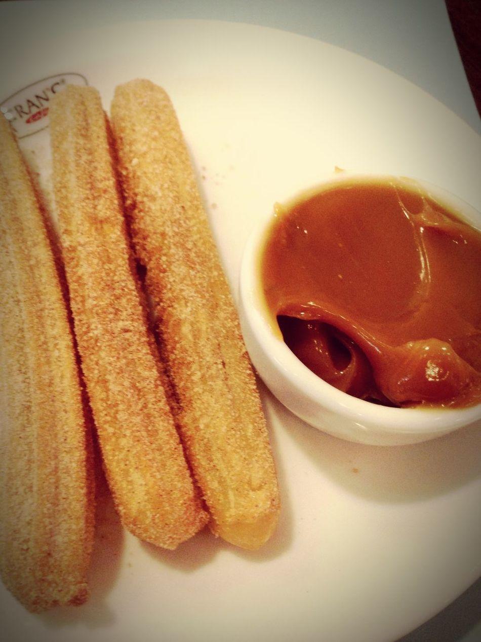 Churros!!😛 Frans Cafe Cafe Y Churros I Love Churros Mexico El Chavo ChavesEterno Parasiempre