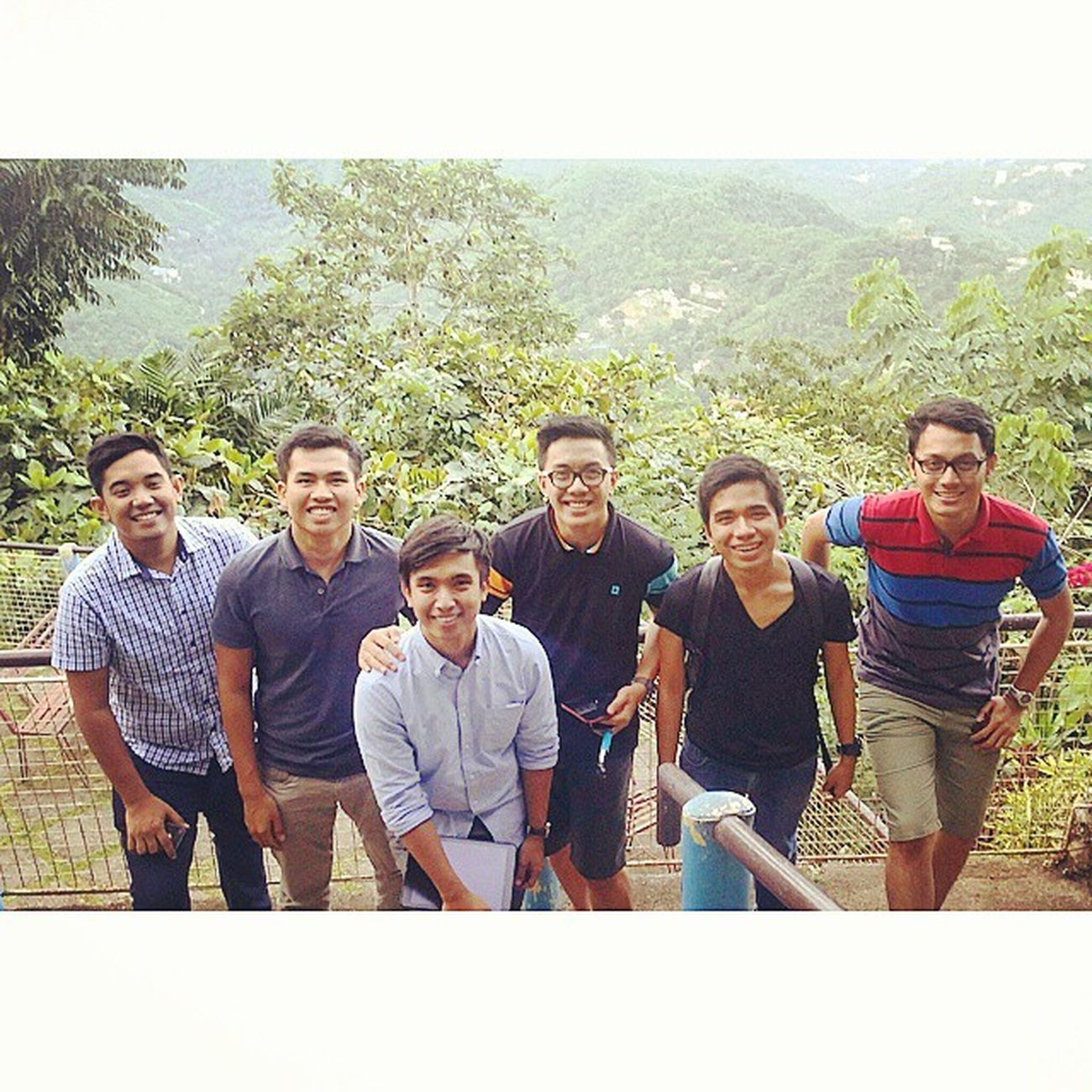 With my co-panel interviewers for JENESYS Program's student ambassadors - Visayas National Screening at Mountain View Nature's Park. JenesysProgram Alumni DepEd (From Left to Right) Kuya Jay of DepEd, Anton of Action for Economic Reform, Nicolai of Student Council Alliance of the Philippines, Kuya @raffymagno and Mike of DepEd, and yours truly.