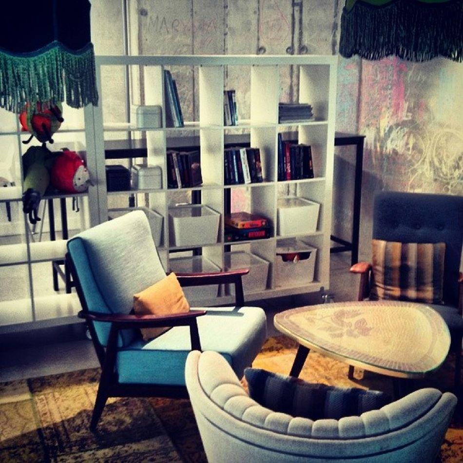 Jadalnia Furniture Restaurant IKEA bookstand armchair table poznan design poznań
