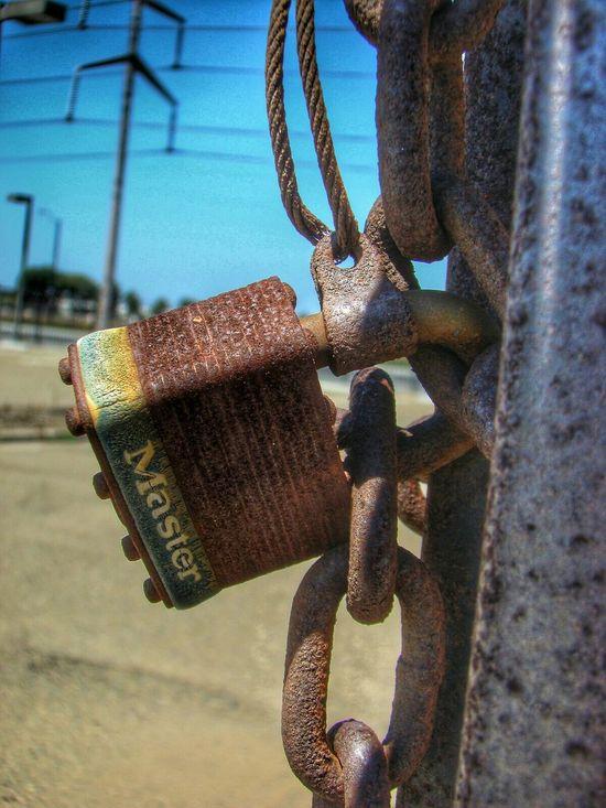 MySkyObsession Rust Padlocks Rust Lust EyEm Rust Lovepadlocks MyLocksObsession RustCreators Macrocreators Dosomethingdifferent