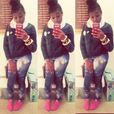 these females cant tell me nothing ♥