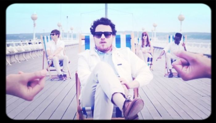 Metronomy at The English Riviera by Hugo Tom Elliot