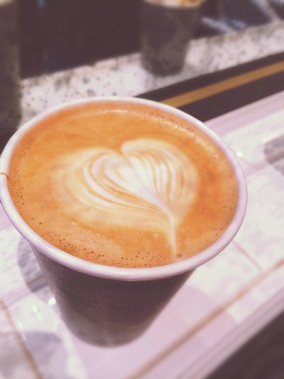 G'morning~ Cafe Latte One Of My Favorite Things