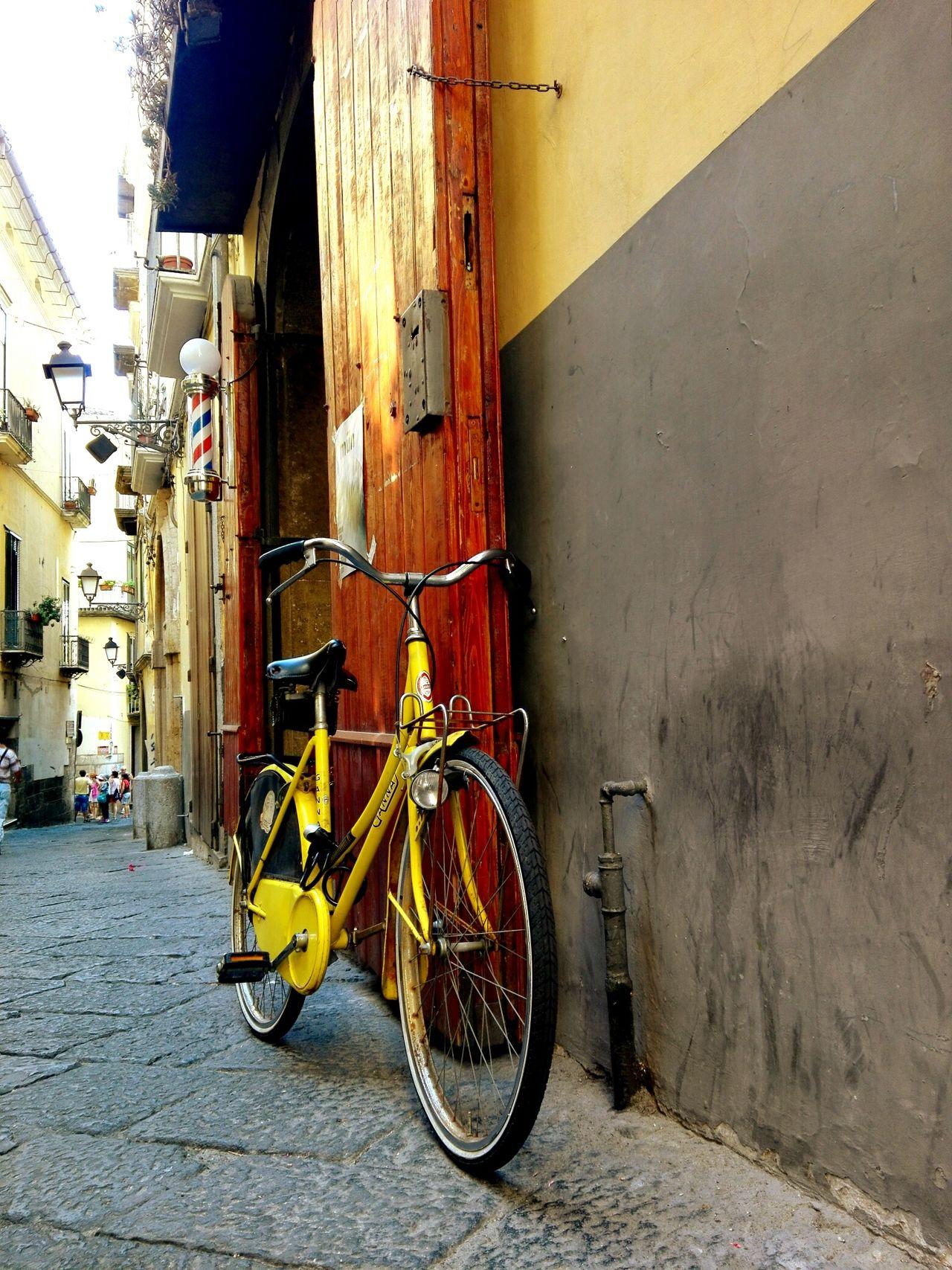 Volgosalerno Salerno Yellow Yellowbike