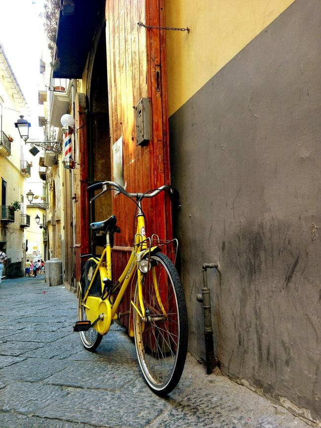 Volgosalerno Salerno Yellow Yellowbike