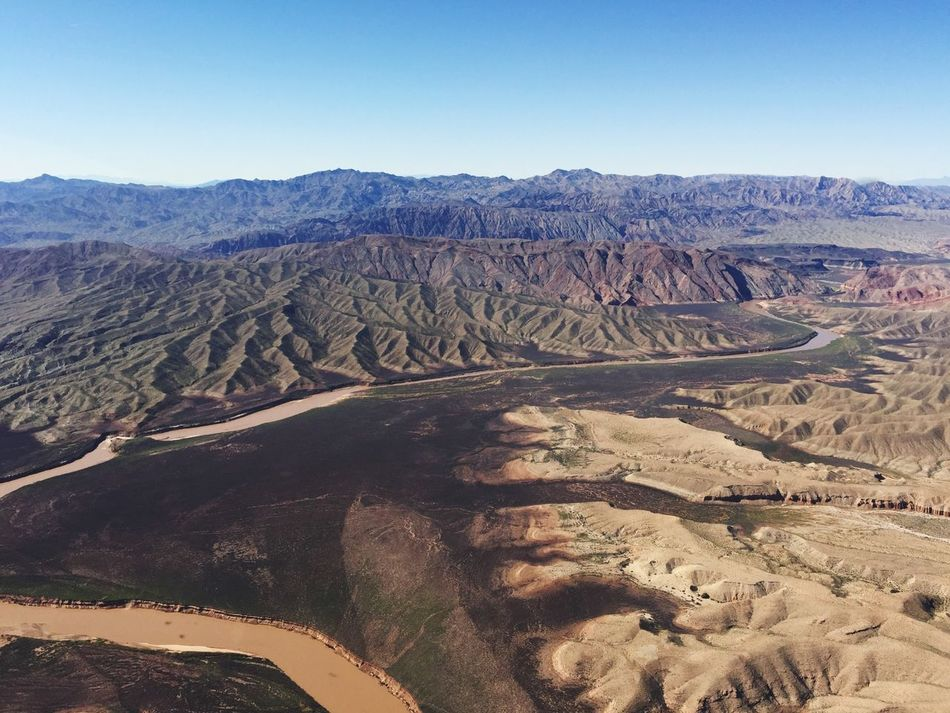 Flying High Arial View Textures Of Nevada Landscape Scenics Tranquil Scene Nature Tranquility Non-urban Scene Beauty In Nature Remote Geology Mountain Idyllic Physical Geography Outdoors Dramatic Landscape Arid Climate Day Clear Sky Extreme Terrain Desert Mountain Range