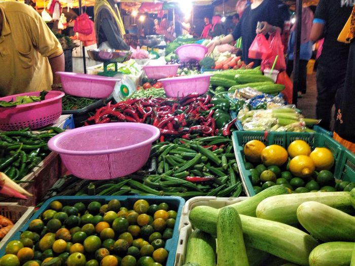 Market Stall Freshness Market For Sale Food Vegan Food And Drink Vegetables Night Market Street Market EyeEmNewHere