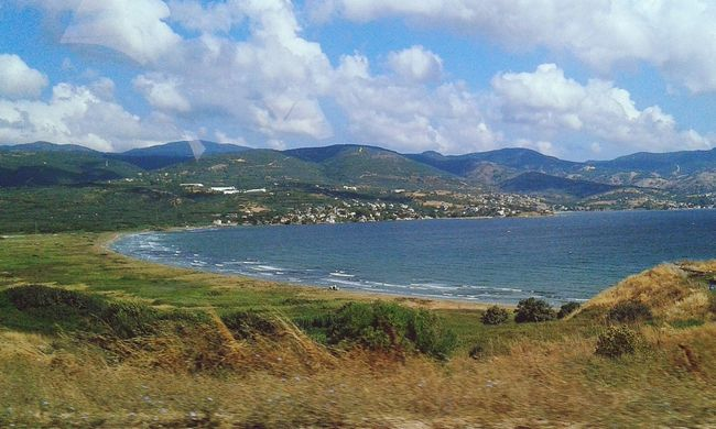 Sea Sea And Sky Sea View Sky Clouds And Sky Mountains The Week On Eyem EyeEm Best Shots Balikesir Edremit