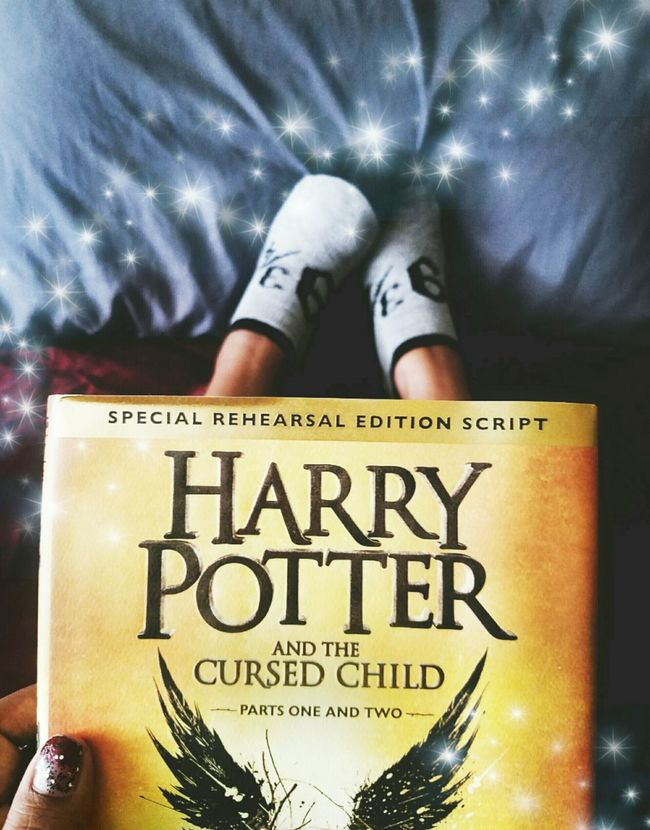 After 19 years, the magic is back. Harry Potter Book Love