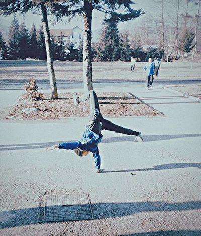 Breakdancing Enjoying Life Breakdanceeverywhere IGK