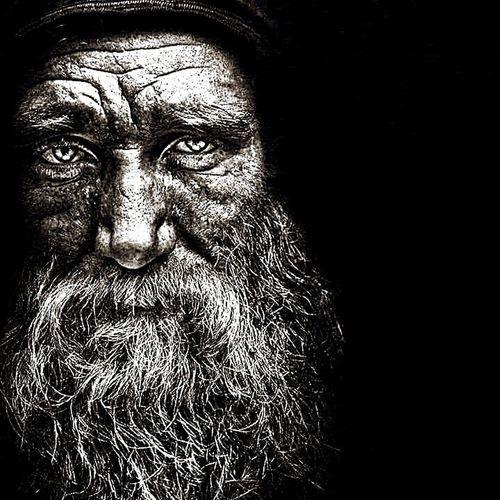 Oldman Fuckoff Old-fashioned Big Eyes Frightnight