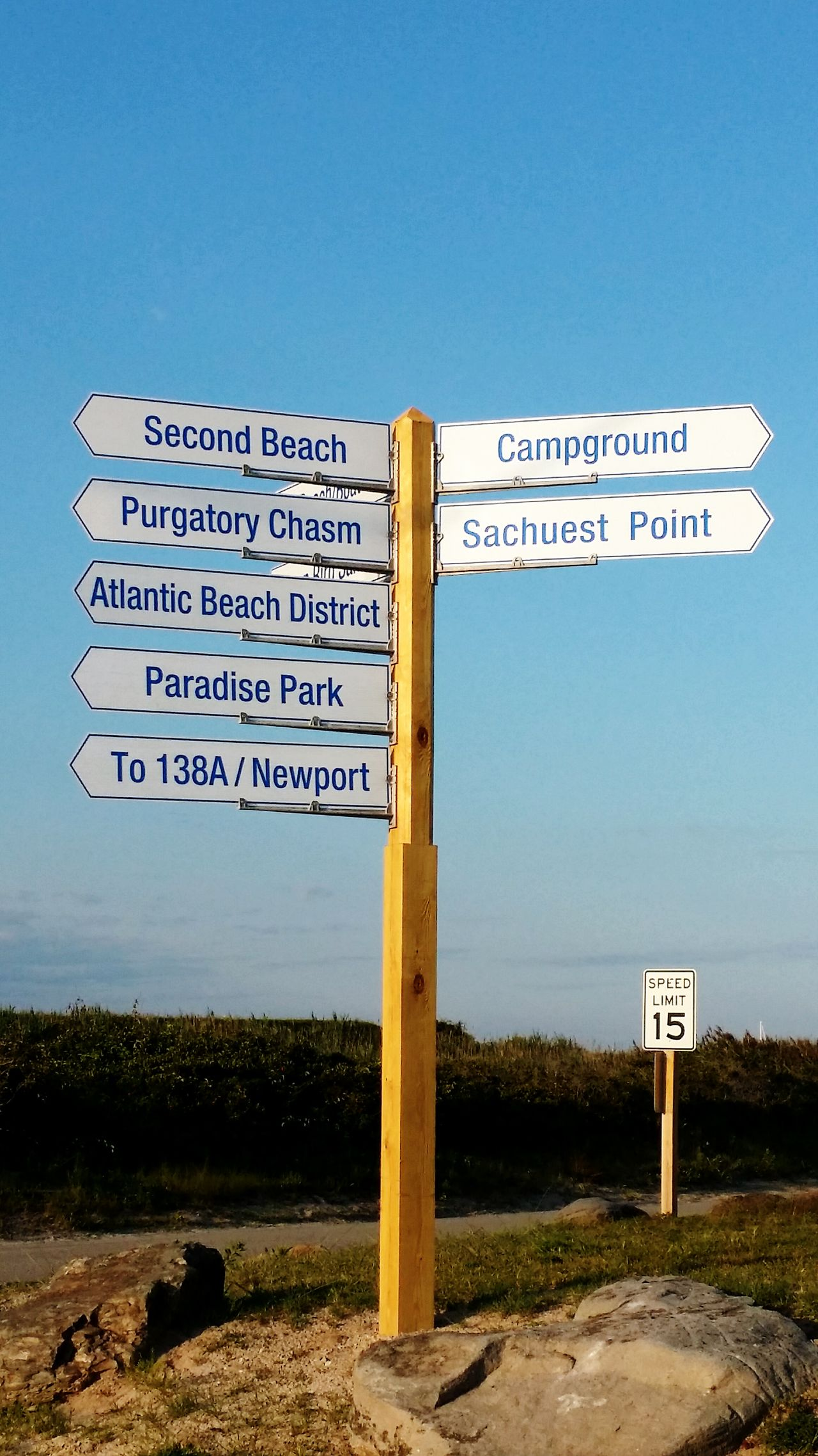 Second Beach Signs_collection Signs Directions So many choices... On The Road Practicing Photography Sunny Day Road Signs Enjoying Life From My Point Of View