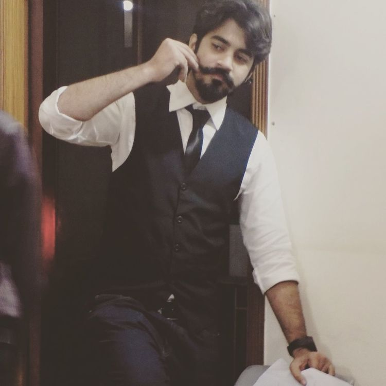 Style Mustache Beard Waleed Waleedahmed Djwaleedahmed