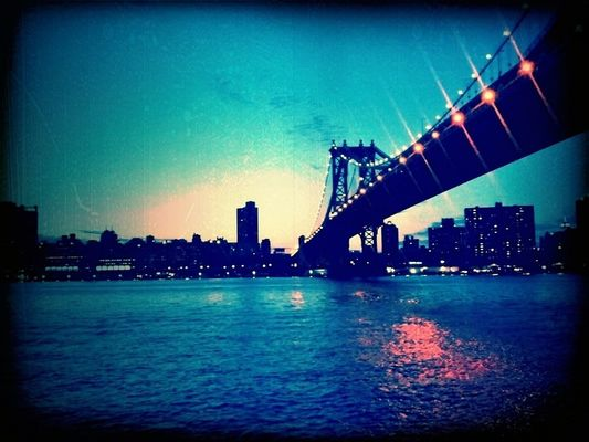 Brooklyn Bridge / New York by katia~