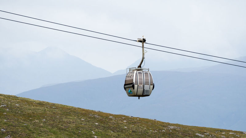 Aonach Mor Cable Car Aonach Mor Cable Car Gondola Nevis Range Mountain Resort Scotland 💕 Beauty In Nature Cable Day Hanging Mode Of Transport Mountain Mountain Range Nature No People Outdoors Overhead Cable Car Ski Lift Sky Transportation Travel