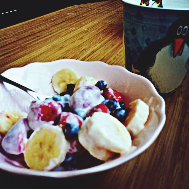 Goodmorning Breakfast Healthy