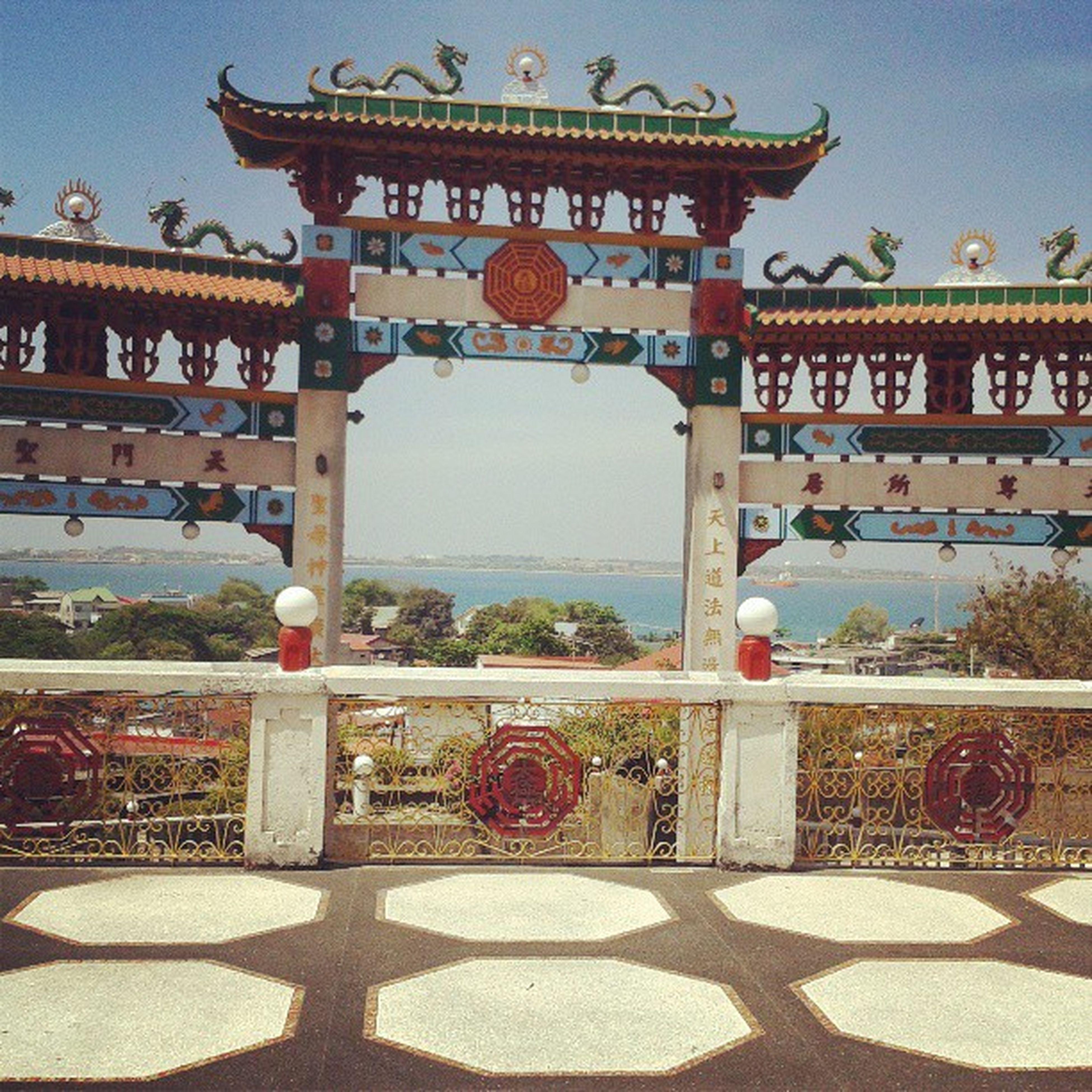 Macho Temple :)