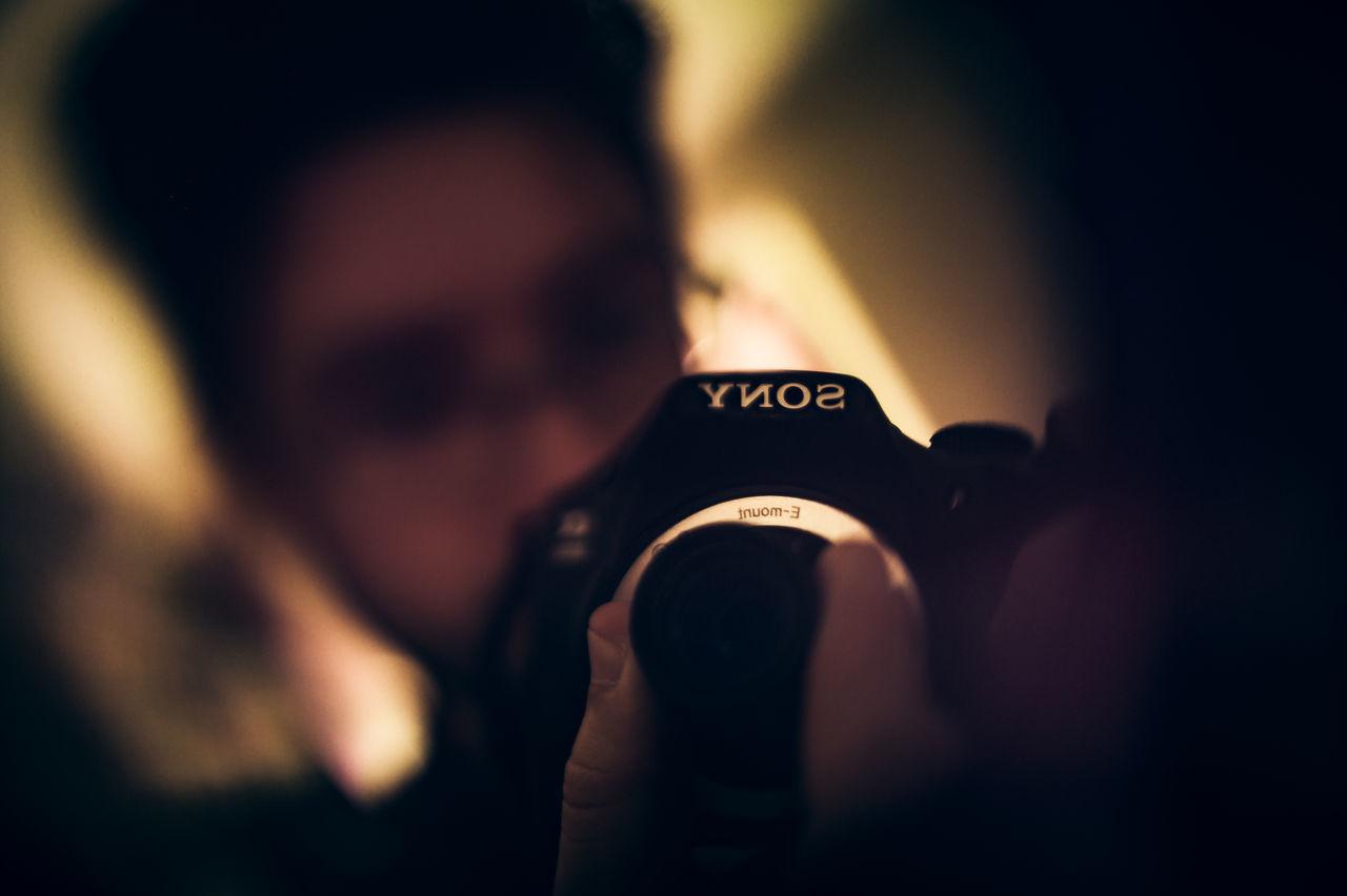 20160802 Pentax Selfie Sony Sony A3000 Sonya3000 VintageCamera Vintagelens Vintagephoto