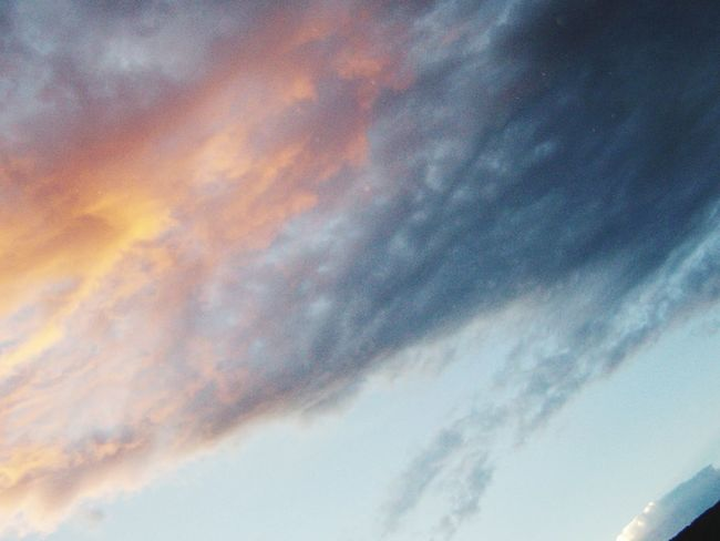 Eatr Tegucigalpa,Honduras Sky Amazing Sky Colorful Astronomy 😚