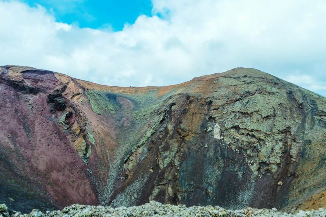 Volcanoes in Lanzarote, Spain Taking Photos Landscape_photography Open Edit Eye4photography  EyeEm Nature Lover Nature_collection