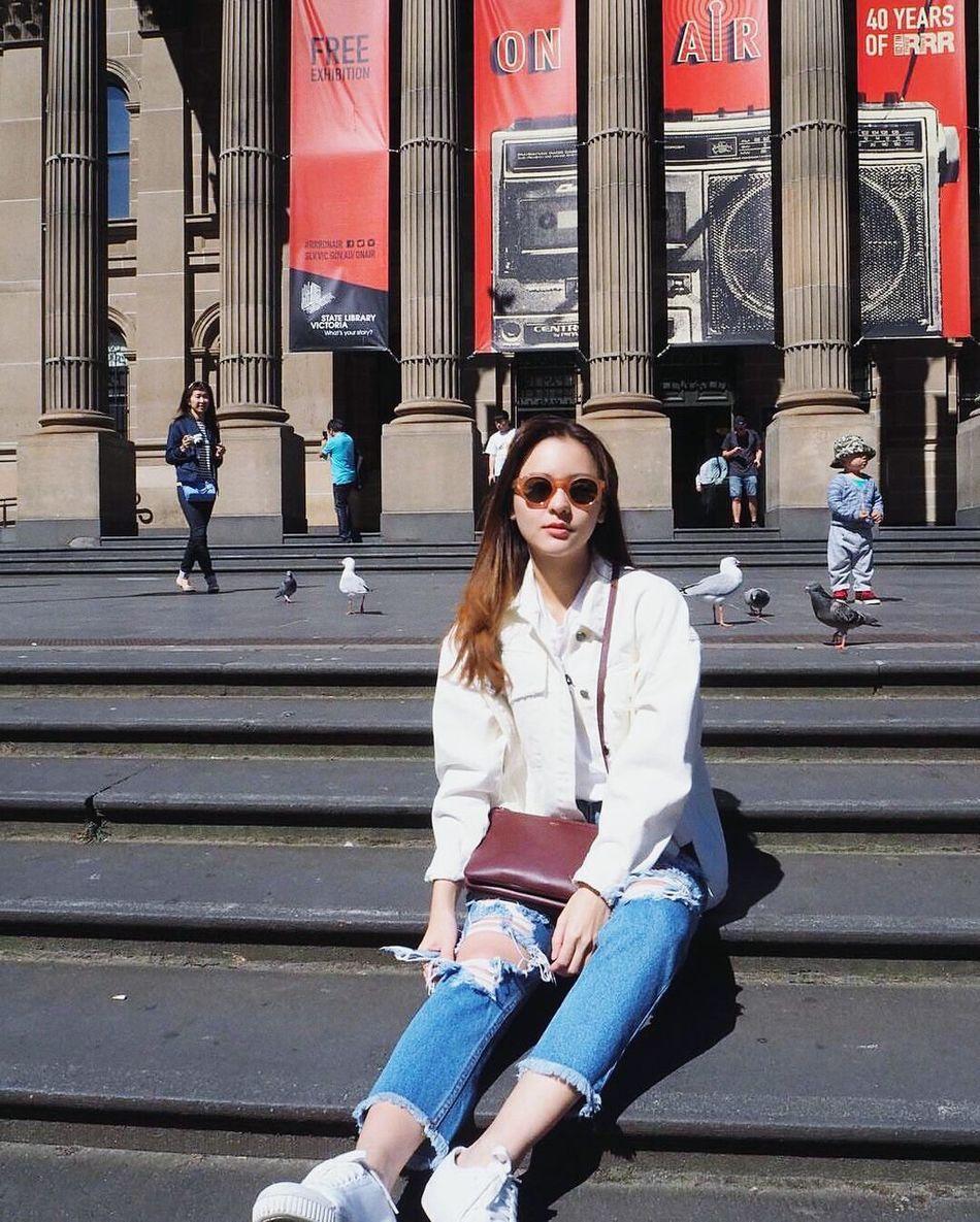 Melbourne City Throwback❤ Christmas Sunglasses ✌👌 Family❤