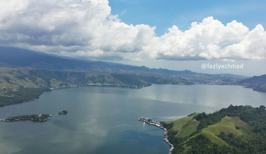 Jayapura View From The Airplane Window Lanscape EyeEm Indonesia Sky Lovers