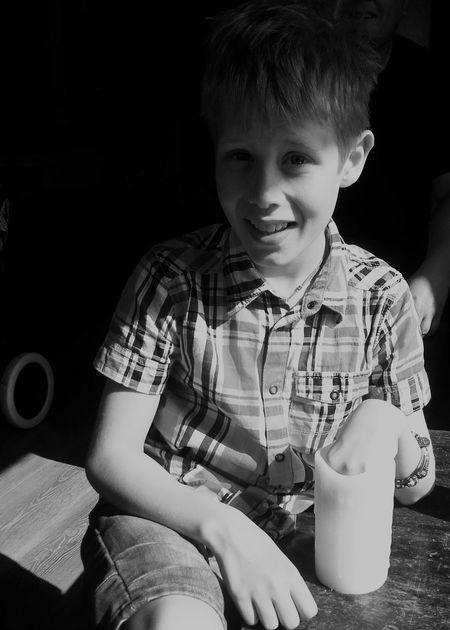 Portrait Kids Black & White Eye4photography