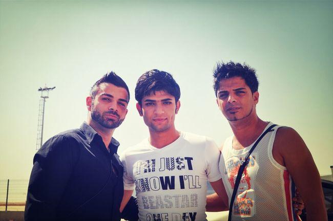 Amir ali & ATISH & Afshin