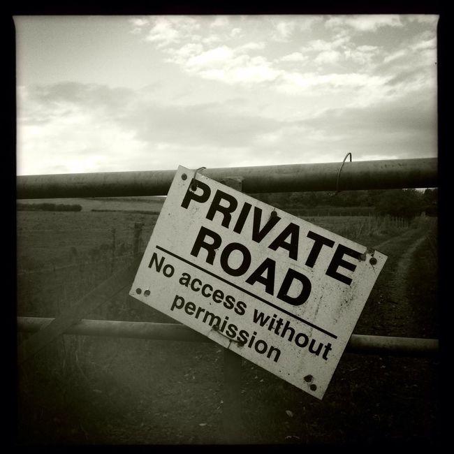 oi! keep out!!! Hello World