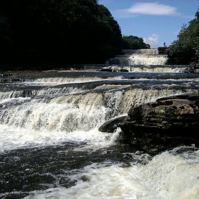 Asgarthfalls Yorkshiredales Dales Waterfalls