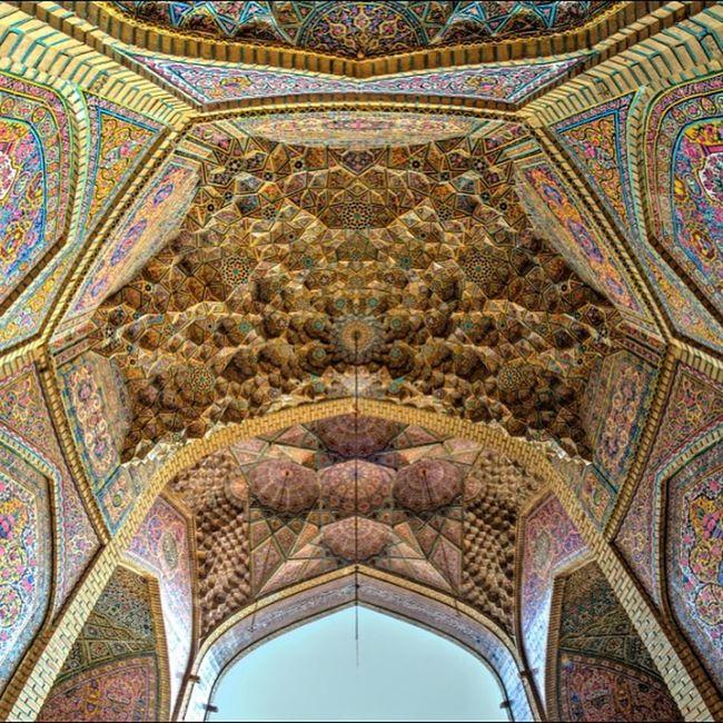 Nasir al Mulk Mosque -SHIRAZ -IRAN