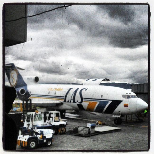 Boeing 727 Airport Aviation